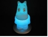 Rechargeable Hippo Light